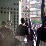 Fotos de Semana Santa de Murcia, salida de Salzillos