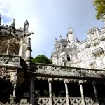 Fotos de Sintra en Portugal, Quinta da Regaleira