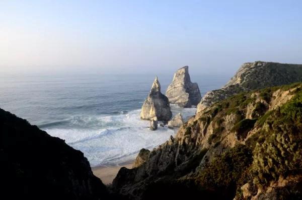 Fotos de Sintra en Portugal, excursion Cabo da Roca