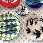 Fotos de Sintra en Portugal, platos de ceramica