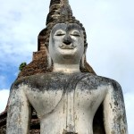 Fotos de Sukhothai en Tailandia, Buda