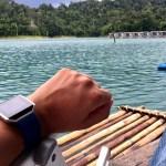 Fotos de Tailandia, Fitbit en Khao Sok