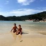 Fotos de Tailandia, Teo y Oriol en Koh Phangan