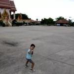 Fotos de Tailandia - crucero desde Ayutthaya, Oriol en el Wat Bangkhla