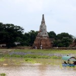 Fotos de Tailandia - crucero desde Ayutthaya