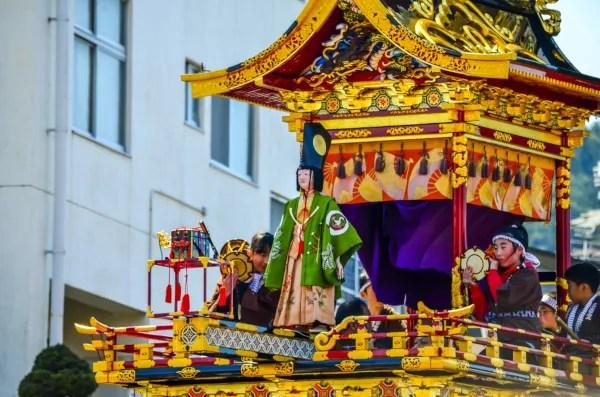 Fotos de Takayama, yata
