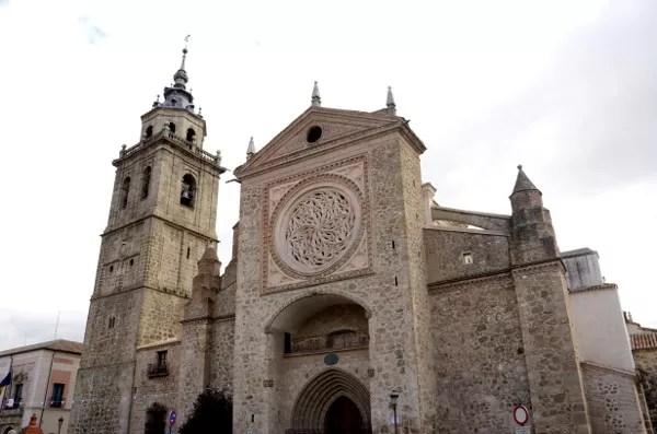 Fotos de Talavera de la Reina, Iglesia de Santa María La Mayor La COlegial