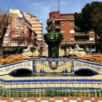 Fotos de Talavera de la Reina, fuente jardines del prado