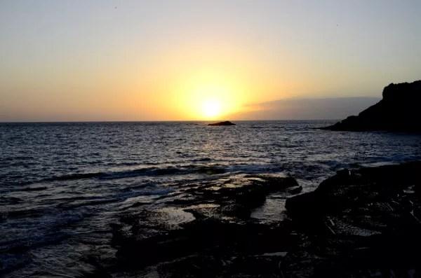 Fotos de Tenerife, Hotel Suite Villa atardecer en La Caleta