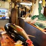 Fotos de Tokio, Lonja del Pescado de Tsukiji