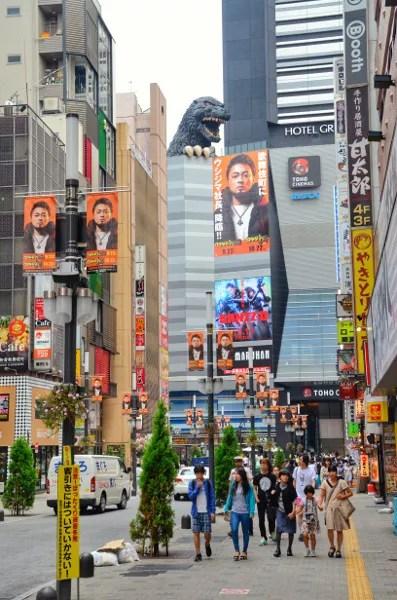 Fotos de Tokio, Shinjuku