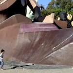 Fotos de Valencia, Teo en el parque Gulliver
