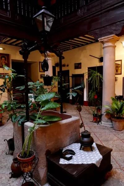 Fotos de Villanueva de los Infantes, Casa del Caballero del Verde Gabán