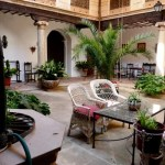 Fotos de Villanueva de los Infantes, patio manchego