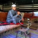 Fotos de Wadi Rum, Jordania - fumando shisha