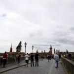 Fotos de Wurzburgo en Alemania, desde el puente viejo