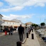 Fotos de la Isla de Re, paseando por Saint-Martin de Ré