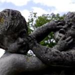 Fotos de la Residencia de Wurzburgo, estatua