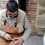 Fotos de las Mondas de Talavera, artesano