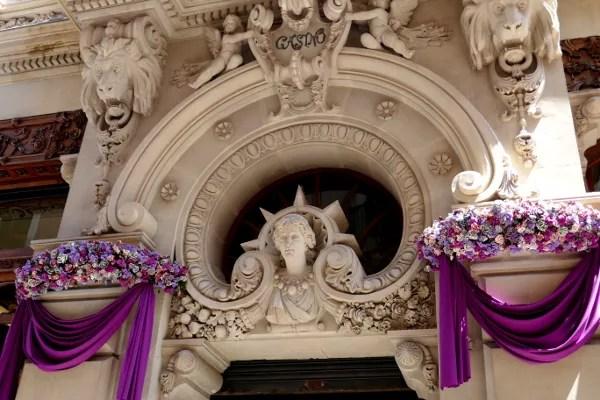 Fotos del Casino de Murcia, fachada principal