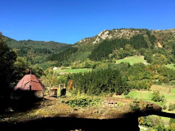 Fotos del Goierri en Euskadi, paisajes de Zerain