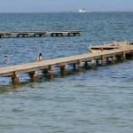 Fotos del Mar Menor en Murcia, balnearios