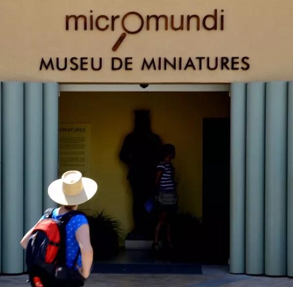 Fotos del Museo de Miniaturas de Besalu, edificio