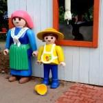 Fotos del Playmobil FunPark en Alemania, granja