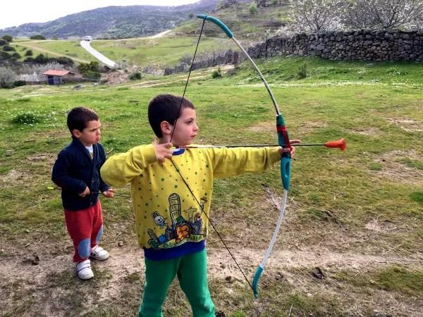 25 destinos recomendados para viajar con niños