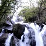 Fotos del Valle del Jerte en Caceres. Cascada de la Ruta de las Nogaledas