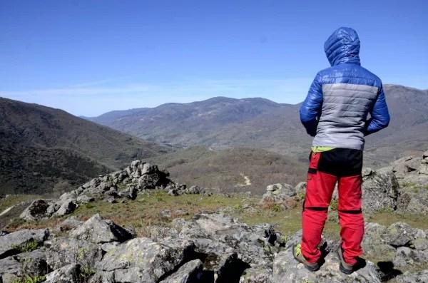 Fotos del Valle del Jerte en Caceres. Vistas en la Garganta de los Infiernos