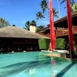 Fotos del viaje a Tailandia con niños, piscina Anantara