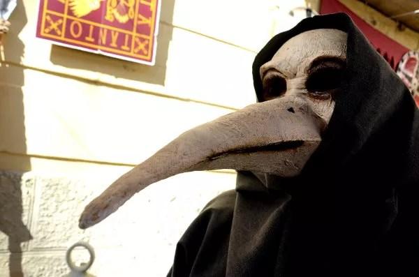 Fotos Fiestas del Medievo de Villena, máscara