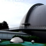 Fotos de Futuroscope en Francia, edificio