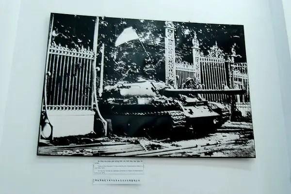 Fotos del Museo de la Guerra de Vietnam