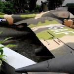 Fotos del Museo de la Guerra de Vietnam, avión