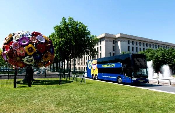 Fotos megabus.com, Lyon