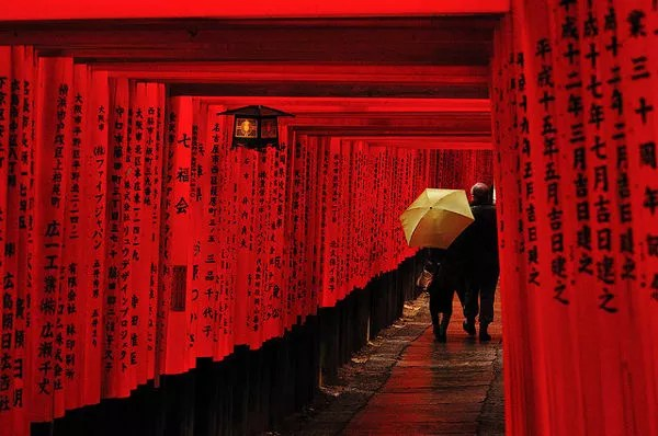 Fushimi Inari Taisha, Japón