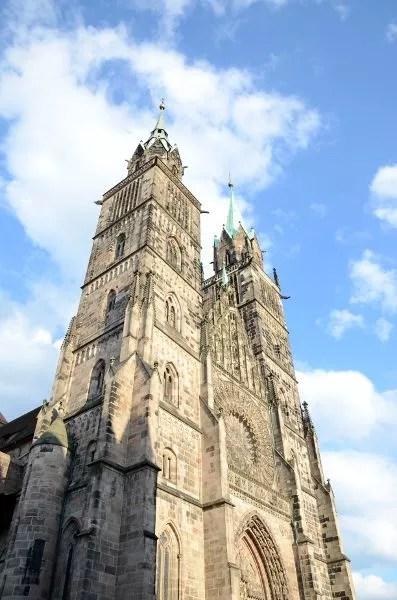 Iglesia de St. Sebald en Núremberg