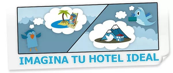 Imagina tu hotel ideal con Trivago