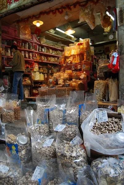 Ingredientes de medicina china tradicional