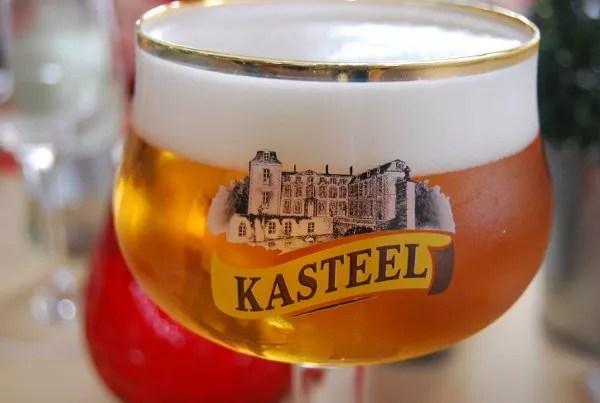 Kasteel Tripel, cerveza de Flandes