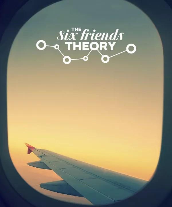 La teoría de los 6 amigos de Mercure