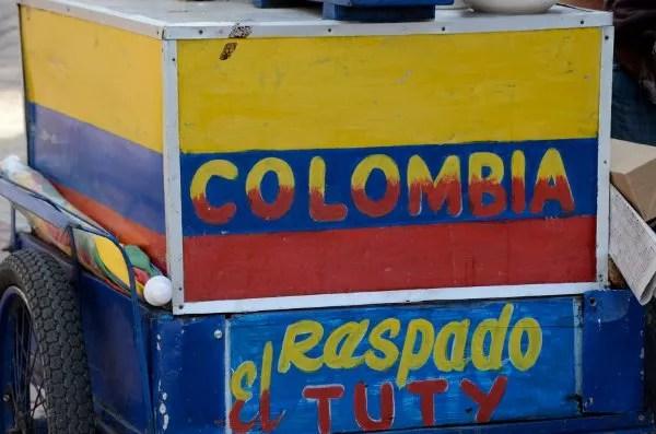 Los colores de Colombia