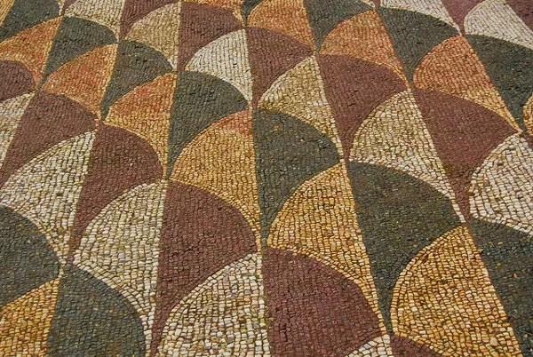 Mosaicos de las termas de Caracalla