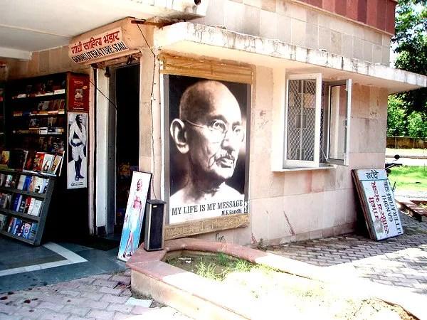 Museo Conmemorativo de Gandhi en Nueva Delhi