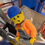Operario de Legoland Alemania