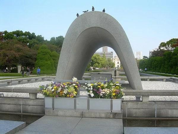 Parque Conmemorativo de la Paz en Hiroshima