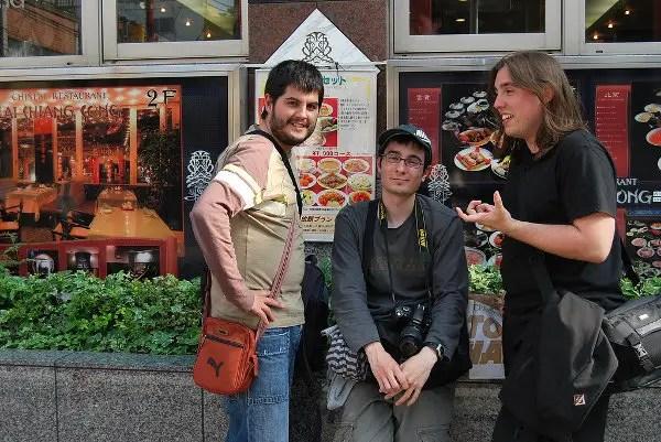 Pau, Quicoto y Sirius