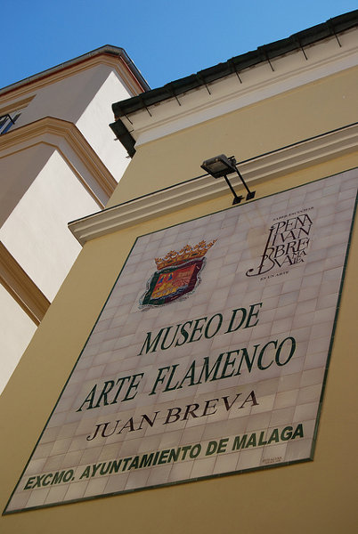Peña Juan Breva, Museo de Arte Flamenco en Málaga